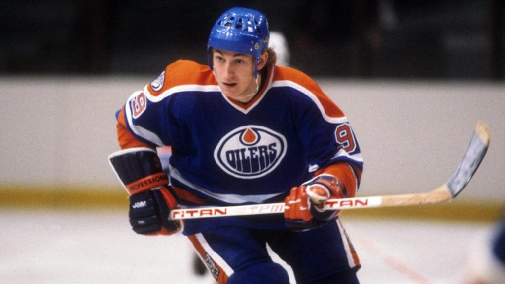 Wayne gretsky hockeyspelare