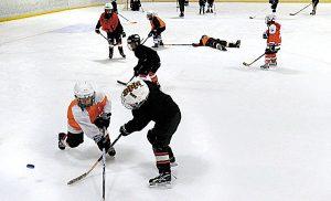börja spela ishockey